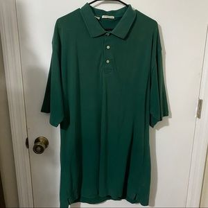 COPY - Cutter and Buck Green Men's Polo size XL